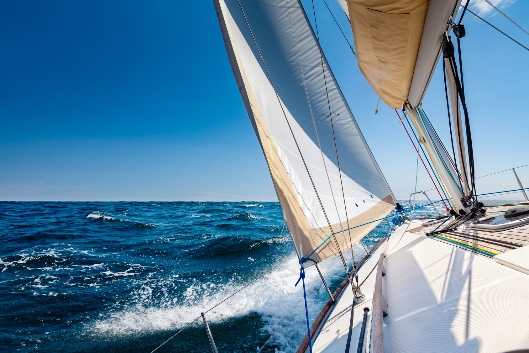 How to Get into Yachting: Cruising and Racing