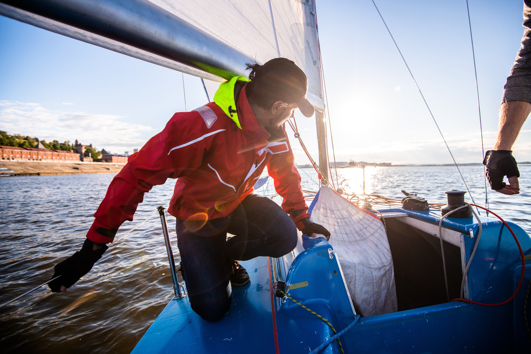 Best Sailing Pants for those Choppy Trips on the Water