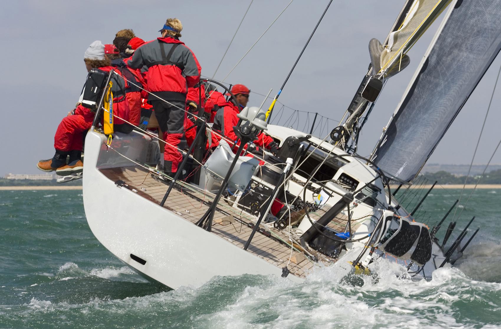 Yacht Racing Pants