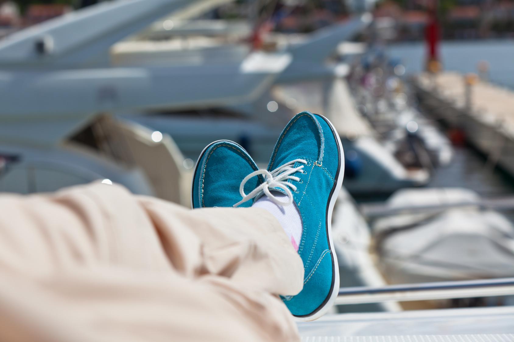 cotton sailing pants
