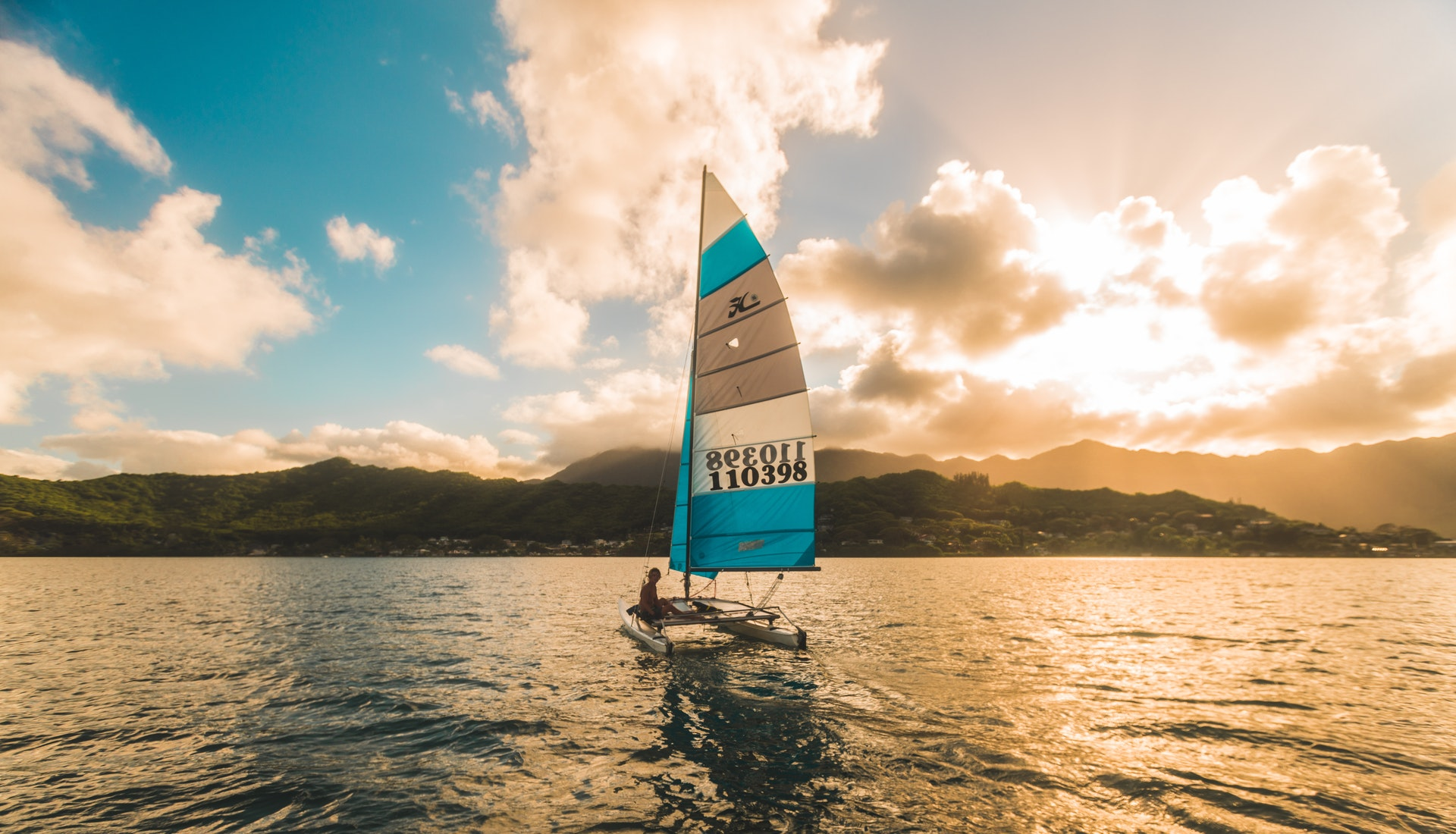 Gill Men's Waterproof Sailing Trousers